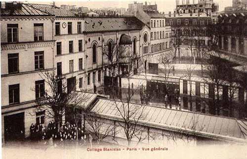 Collège Stanislas, Paris 6e
