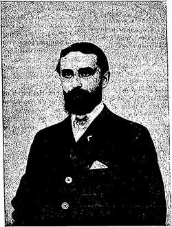 M. PIERRE PIOBB, L'Echo du Merveilleux, n°253, 15 juillet 1907