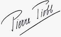 Signature de Pierre Piobb