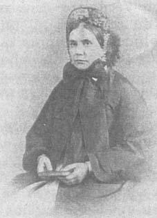 Eugénie Chenevier (image donnée par M. Paul Chenevier)