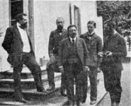 Papus, Marc Haven, Philippe, Sédir, Rosabis