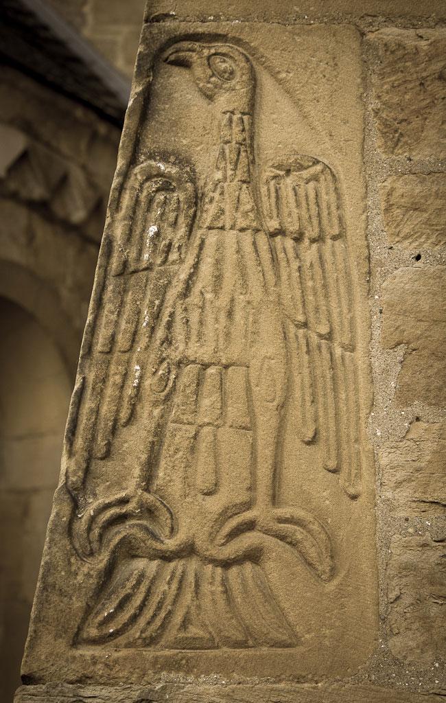 Abbaye de Spanheim - Aigle