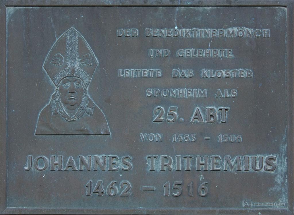 Johannes Trithemius