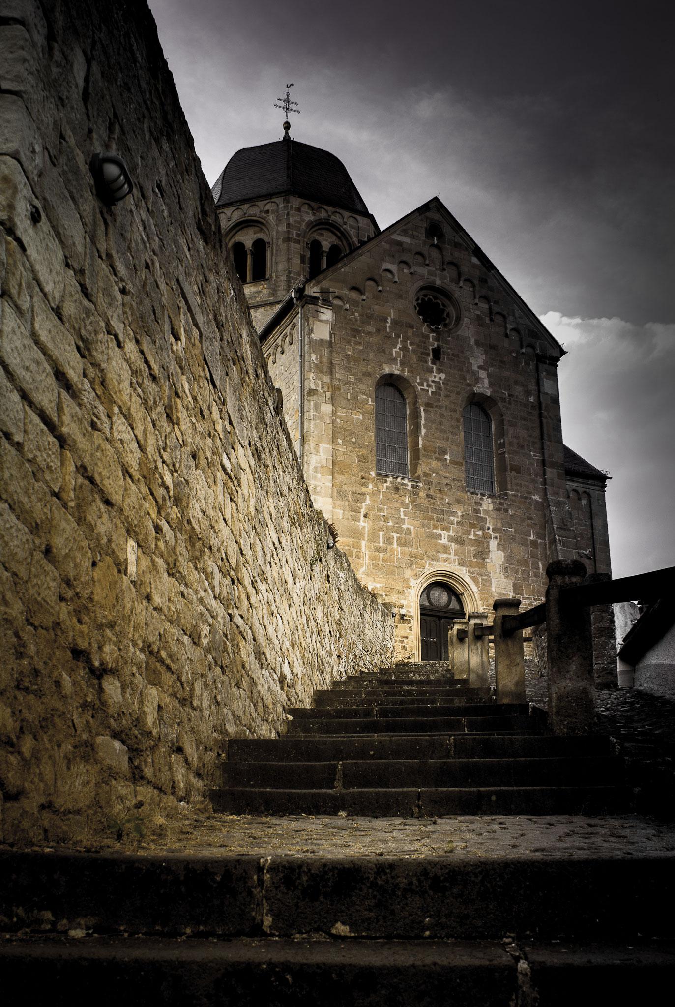 Abbaye de Spanheim